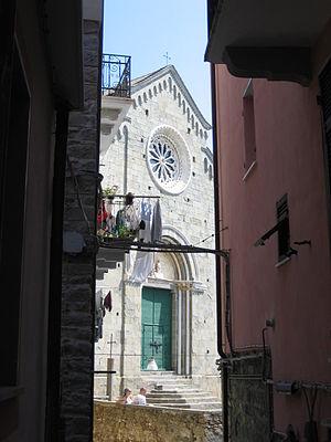 Corniglia - Image: Corniglia FB03
