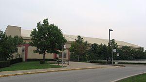 Cost Sports Center - Image: Cost Sports Complex Pitt 2