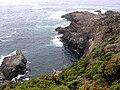 Costa das Quatro Ribeiras, Praia da Vitória, ilha Terceira, Açores.JPG