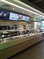 Counter at new-style Subway franchise.jpg