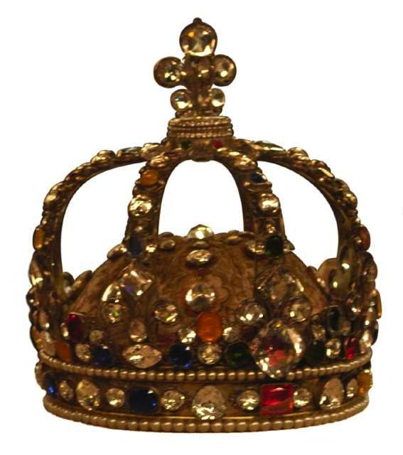 Couronne Louis XV