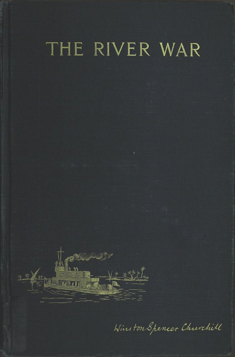 Cover of The River War Vol 2, 1899