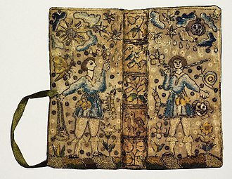 Embroidered binding - Image: Covers, STC 2689 copy 1