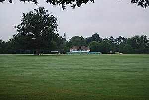 Cranleigh School - Cricket Pavilion