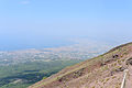 Crater rim Vesuvius view - Campania - Italy - July 9th 2013 - 06.jpg