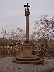 Creu de terme del Pont Nou
