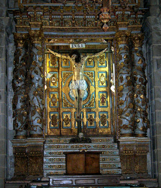 Archivo:Cristo de Burgos-Compostela.jpg