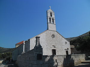 Vis (town) - Church of Our Lady of Spilice