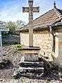 Croix érigée en 1722 à Dambenoit-lès-Colombe.jpg
