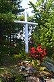 Croix de chemin sur la côte Saint-Charles (Papineauville, Québec).jpg