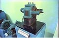 Crompton - 1888 CE DC Motor - 12 HP - SN 3441 - Electricity Gallery - BITM - Calcutta 2000 085.JPG