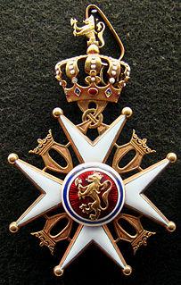Order of St. Olav chivalric order