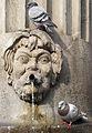 Crostolo Statue Detail - Piazza del Duomo, Reggio Emilia, Italy - October 11, 2010 02.jpg