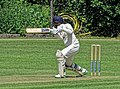Crouch End CC v North London CC at Crouch End, Haringey London 16.jpg