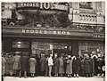 Crowd in front of entrance to Rhodes Ten Cent Store, Seattle, ca 1924 (MOHAI 7384).jpg