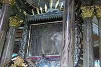 Imagen Virgen de Chiquinquirá