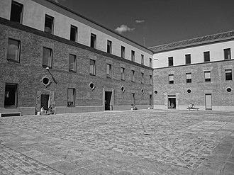 Cuartel del Conde-Duque - Image: Cuartel del Conde Duque 02