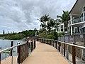 Cudgen Creek Boardwalk, Kingscliff, New South Wales 01.jpg