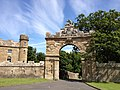 Culzean Castle Estate, Courtyard Including Castle Walls, Mortar Battery, Dolphin Arch And Coach Ring - 20140622152835.jpg