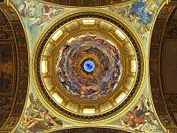 Cupola of Sant Andrea della Valle, Rome - Dimitry B