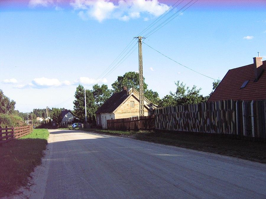 Czaplino, Podlaskie Voivodeship