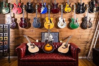 DAngelico Guitars