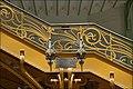 Détail de l'escalier d'honneur art nouveau du Grand Palais.jpg
