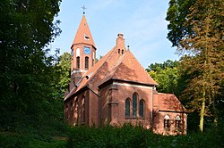 Dębowa Łąka, kościół Matki Boskiej Bolesnej 1 (WLZ14).jpg