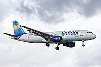 D-AICG - A320 - Condor