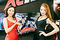 D-Link promotional models, Taipei IT Month 20151128a.jpg