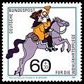DBP 1989 1437 Wohlfahrt Postreiter.jpg