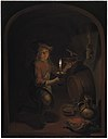 DT-100-Dominicus van Tol-A Boy with a Mousetrap by Candlelight.jpg