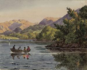 Waterend, Derwent Lake
