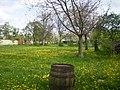 Dalešický pivovar, zahrada.JPG