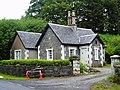 Dalshangan Lodge. - geograph.org.uk - 517876.jpg