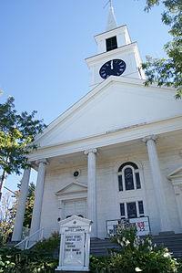 Damariscotta Baptist Church, Damariscotta, Maine - 20130919-02.JPG