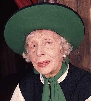 Evans, Edith (1888-1976)