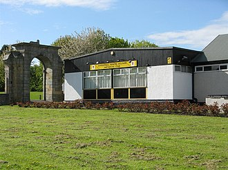 Danderhall - Image: Danderhall Miners Welfare and Social Club geograph 1844610