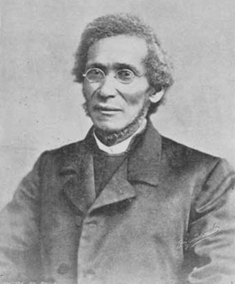Daniel Payne Methodist bishop and educator