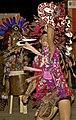 Danzas de los indios toztiles, Plaza de la Catedral, San Cristóbal de las Casas, Chiapas - panoramio (1).jpg