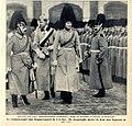 Das Kronprinzenpaar beim Dragonerregiment Nr.8 in Oels, 1910.jpg