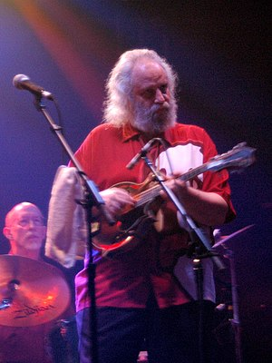 David Grisman discography
