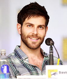 David Giuntoli Body