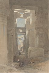 The Great Temple of Amon Karnak, The Hypostyle Hall