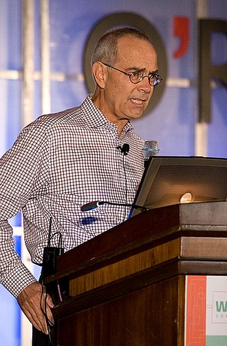 David Rumsey - David Rumsey at the 2005 Where 2.0 Conference.