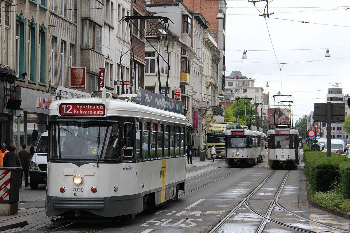 antwerpse tram wikipedia