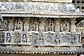 Decorative panel comprising miniature towers.jpg