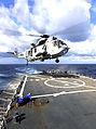 Defense.gov News Photo 110405-N-XX151-013 - U.S. Navy flight crew members aboard the guided missile destroyer USS Stethem DDG 63 prepare to tie down an Indian navy MK42 Sea Hawk helicopter as.jpg