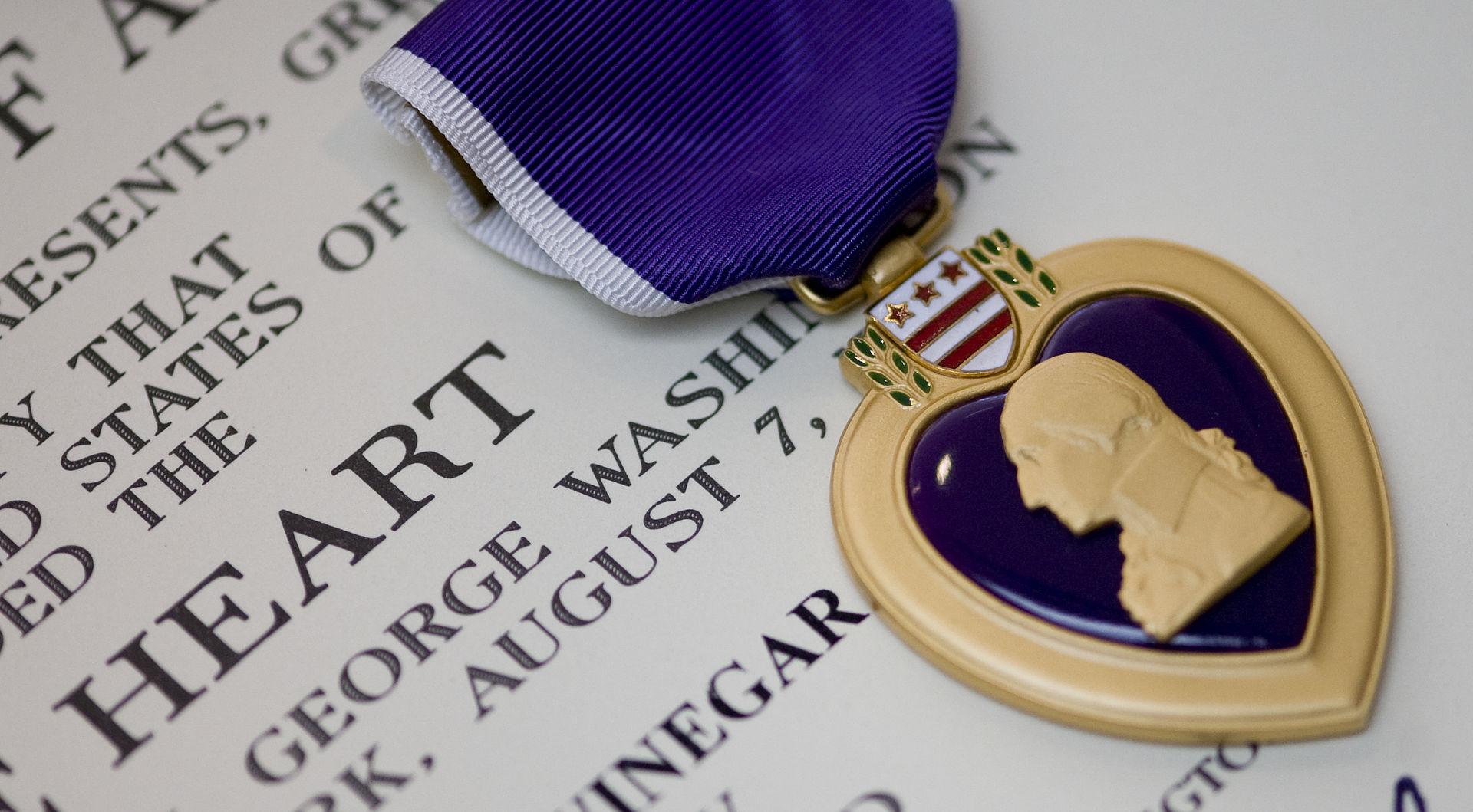 purple heart � wikipedia