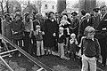 Defile Soestdijk Carel Hugo , Irene met kinderen, Bestanddeelnr 928-5514.jpg